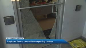 Police investigate incidents at 2 Toronto collision reporting centres