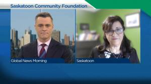 Community group continuing to work with donors heading to holidays (03:42)