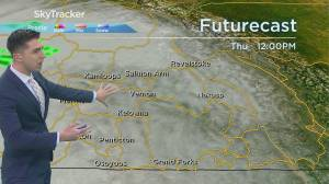 Kelowna Weather Forecast: May 27