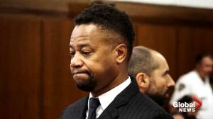 Actor Cuba Gooding Jr. appears in court on 2 separate charges of sexual misconduct