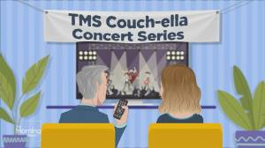 TMS Couch-ella: Virginia to Vegas on his new song 'Palm Springs' (05:20)