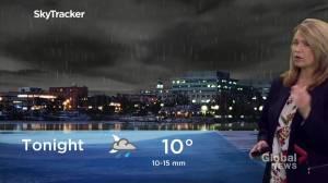Peterborough Regional Weather Update: April 29, 2020