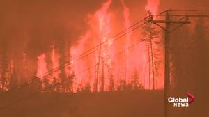 More people getting outdoors has Alberta wildfire officials on alert (01:54)