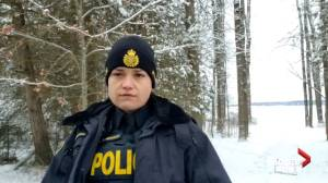 1 dead, 2 missing in 2 separate incidents of snowmobiles going through ice on local lakes: Central Region OPP (00:56)