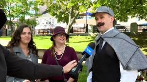 Haligonians try to solve murder mystery with a scavenger hunt twist (01:58)