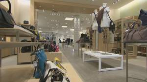 High-end retailers shift from Edmonton's downtown core to North America's largest mall