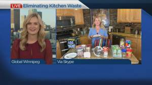 Eliminating kitchen waste (04:19)
