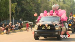 Magrath Days 2021 sees huge turnout after a year away (01:32)
