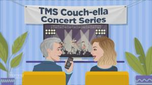 TMS Couch-ella Concert Series: Melanie C performs