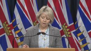 B.C. report 536 new COVID-19 cases, seven additional deaths (03:56)