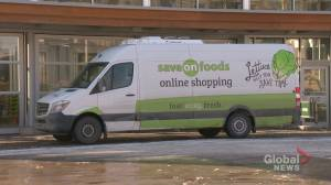 Calgarians turn to food delivery services as COVID-19 concerns grow