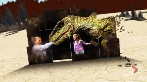 Northern Alberta Jubilee Auditorium returns with 'A Dinosaur Tale' (05:59)