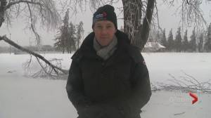 Extreme weather hits parts of Ontario
