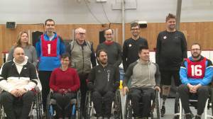 Kelowna residents take part in Paralympic search
