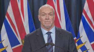 Logistics of how B.C. plans to enforce new COVID-19 travel restrictions in the province (02:35)