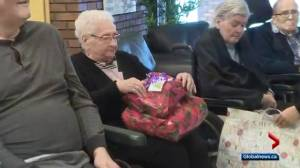 Group of Edmontonians aims to make Christmas less lonely for some seniors