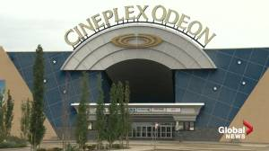 Edmonton movie theatres re-open to the public with added safety measures