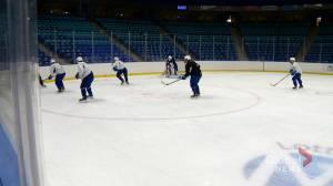 Saskatoon Blades goaltender Nolan Maier chasing WHL wins record in final season (02:06)