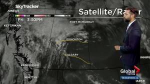 Edmonton weather forecast: Friday, July 16, 2021 (03:46)