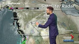 Edmonton weather forecast: Tuesday, November 24, 2020 (03:05)