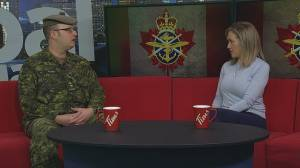 Calgary reservists deployed to Latvia for Operation Reassurance