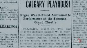 Calgary filmmaker explores civil rights case from 1914 in new documentary