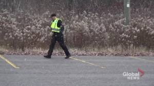 Search for missing Trent University student on Sunday (01:08)