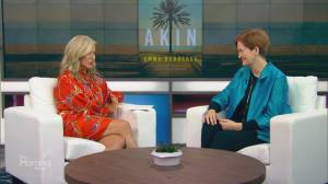 'Room' author stops by with her new novel 'Akin'