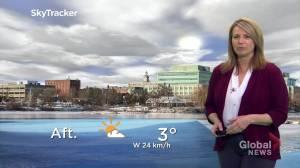 Peterborough Regional Weather Update: April 16, 2020