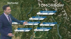 Kelowna Weather Forecast: March 6