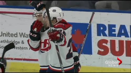 Hurricanes fall 6-3 to Spokane on home ice   Watch News Videos Online