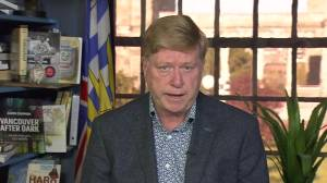 B.C. health officials report 167 new cases of COVID-19 and 1 additional death (03:17)