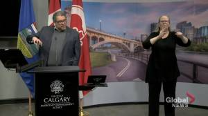Nenshi wants to be sure businesses are prepared before relaunch