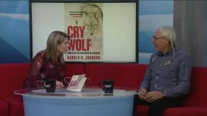 Author Herold. R. Johnson on his new book 'Cry Wolf'