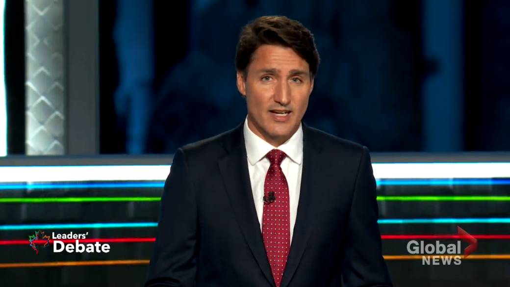 Click to play video: 'Canada election: Leaders back on the campaign trail after final debate'