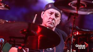 Neil Peart dead: Rush drummer dies at age 67