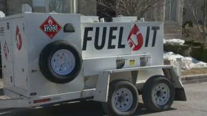 Montreal company trying to make gas stations a thing of the past (01:38)