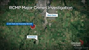 Blackfalds RCMP investigate fatal invasion in Red Deer County (02:03)