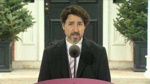 Coronavirus outbreak: Trudeau responds to calls for more federal funding for the TTC