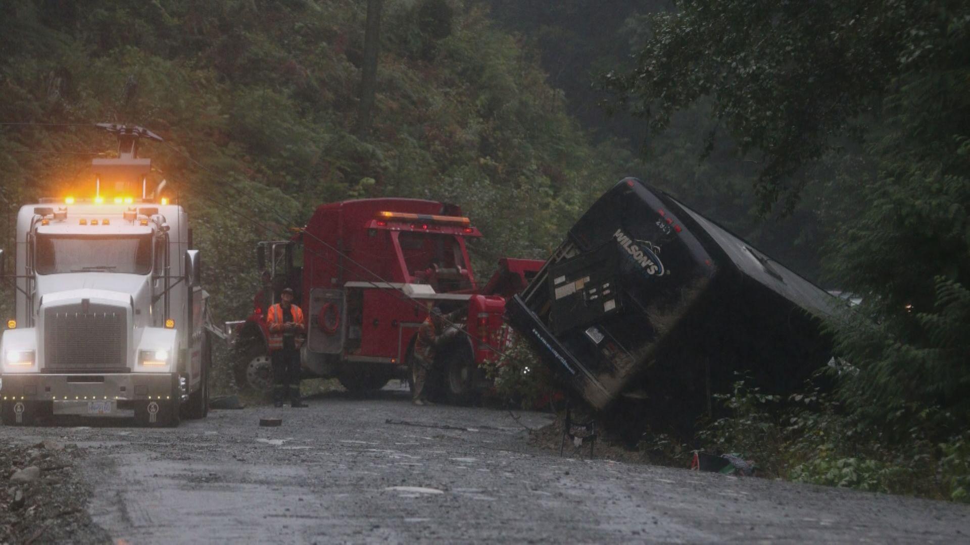 B.C. bus crash tragedy