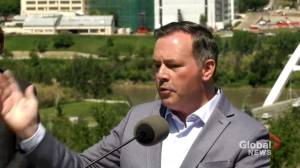 'I don't think it's responsible… to be spreading fear': Jason Kenney responds to criticism of Open for Summer Plan (01:33)