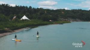 Urban River Adventures invites Edmontonians to explore their own backyard (05:00)