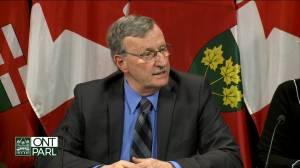 Coronavirus outbreak: 19 people 'under investigation' in Ontario