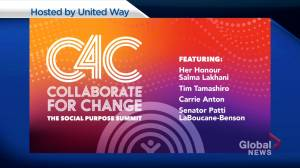 United Way's C4C Summit aims to create social change (04:11)