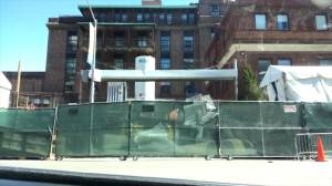 Coronavirus outbreak: Passerby describes scene at outdoor morgue outside NYC hospital