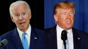Coronavirus: Biden attacks Trump's response to COVID-19, says America's 'wartime president has surrendered'