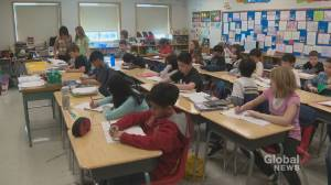 Ontario parents reject increased class sizes