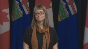 Alberta coronavirus: How long does it take to get test results back? (01:36)
