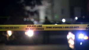 Three people injured in Rundle stabbing (01:39)