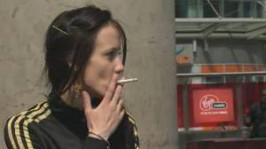 Study says smokers' lungs can heal